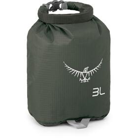 Osprey Ultralight DrySack 3 Bagage ordening grijs